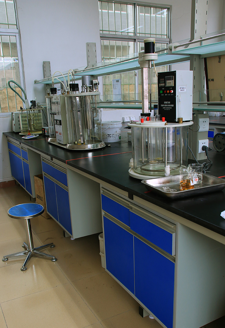 Comprehensive laboratory